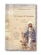 Reconciliation Certificate: Scroll Look Good Shepherd (CER033)