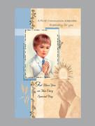 Communion Keepsake: Communion Boy