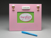Communion Gift: Signature Frame Pink