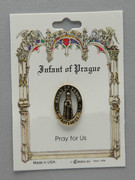 Lapel Pin: Infant of Prague (TS45)