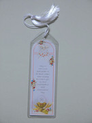 Tassel Bookmark: Communion/Confirmation Combined