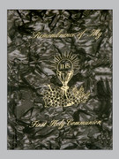 Children's Missal: Marian Pearl Cover, 1st Communion Black