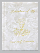 Children's Missal: Marian Pearl Cover: 1st Communion White