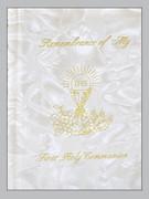 Children's Missal: Marian Pearl Cover: 1st Communion White