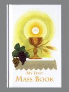 Children's Mass Book Hardcover White