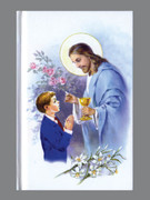 Children's Mass Book, Hardcover 1st Communion Boy