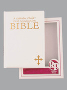 Children's Bible: Catholic First Communion White (088271015X)