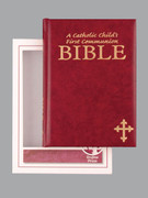 Children's Bible: Catholic First Communion Red (0882710141)