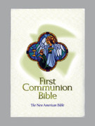Children's Bible: NAB First Communion (indexed)(0529107589)