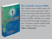Study Bible: The Catholic Answer Bible