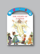 Children&#039;s Book: St Joseph Board: Story of Easter