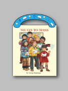 Children's Book, St Joseph Board: We Go To Mass
