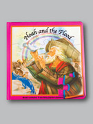 Children's: Puzzle Book: Noah and the Flood