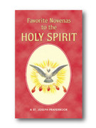 Prayer Book: Favorite Novenas to the Holy Spirit