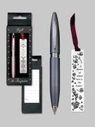 Gift Set Female: Bookmark & Pen: Life