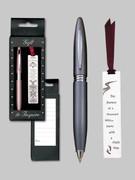 Gift Set Female: Bookmark & Pen: Journey...Step