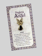 Thinking of You Angel Pin: Sister
