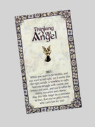 Thinking of You Angel Pin: Diet