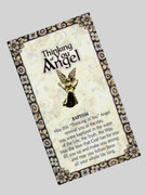 Thinking of You Angel Pin: Baptism