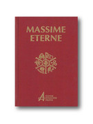 Italian Books: Massime Eterne (red)