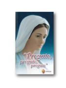 "Italian Books - ""Pregate, Pregate, Pregate"" Hardcover"