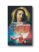 Italian Books: Preghiere al Sacratissimo Cuore di Gesu