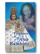 Italian Book: Preghiere a Gesu Bambino