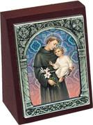 Desk Plaque: St Anthony (PL27311)