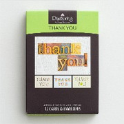 Boxed Cards (12): Thank You Many Blessings (CB74880)
