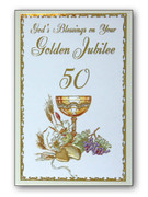 Packet Cards (6): 50th Jubilee Aniversary