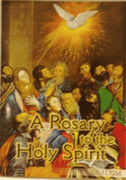 Booklet, Rosary to the Holy Spirit