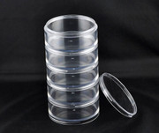 Jewellery Making Storage Screwtop/Stackable Bead Containers (S001)