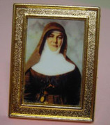 Small Metal Plaque: Mary MacKillop