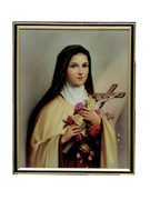Poster print - ST THERESA