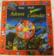 Advent Calendar Book: 24 Mini Board Books