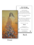 Holy Cards: St Mary MacKillop