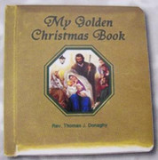 Children's Board Book: My Golden Christmas Book(0899423616)