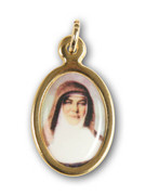 Gilt Picture Medal: Mary MacKillop (ME547)