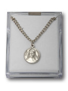 Medal &amp; Chain: 15mm: Mary MacKillop