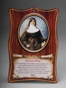Hanging Plaque: Mary MacKillop