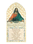 1268 Series Hanging Plaques - COMMUNION