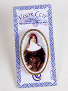 Visor Clip: Mary MacKillop