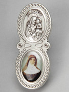 Visor Clip: Mary MacKillop/St Joseph
