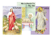 Easter Cards: Vietnamese