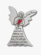 Metal Plaque: In Loving Memory...