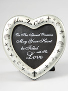 Baby Gift: Heart  Frame (PLB225)