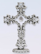 Filigree Cross: Blessing Christening