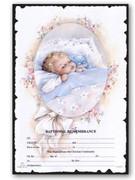 Certificates: Baptismal Boy