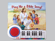 Children&#039;s Book: Play Me a Bible Song!