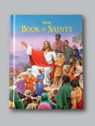 Children's Book, First Book of Saints Padded Hardback